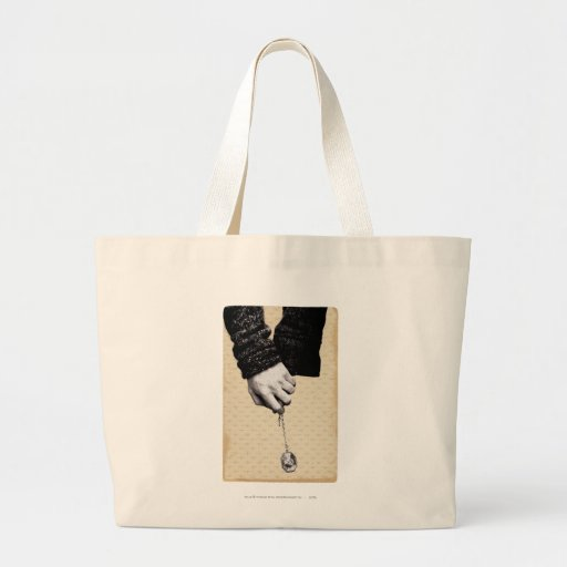 Holding hands with Horcrux Tote Bags
