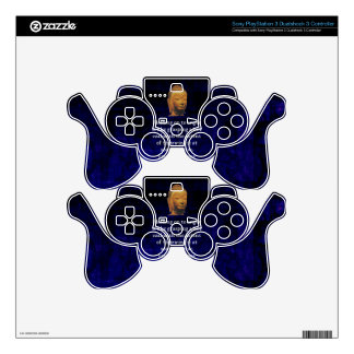 Holding On To Anger Inspirational Buddha Quote PS3 Controller Decals