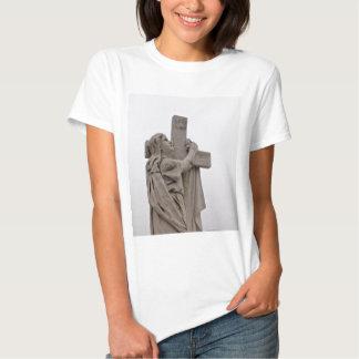 Holding the cross t-shirt
