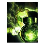 Holding the Green Lantern Postcard