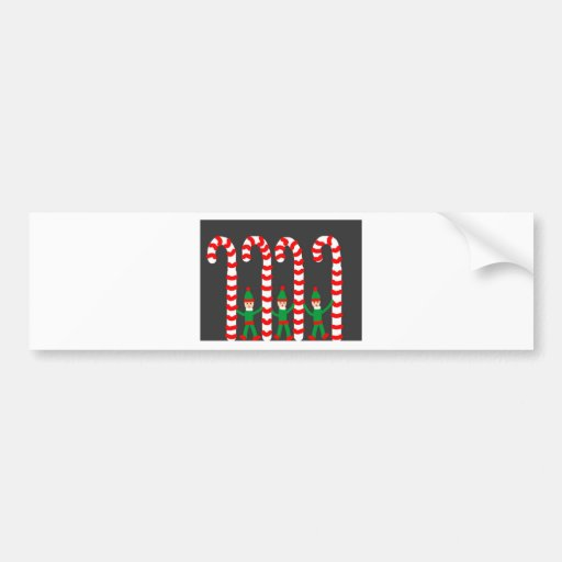 holding-up-for-the-holidays 1 car bumper sticker