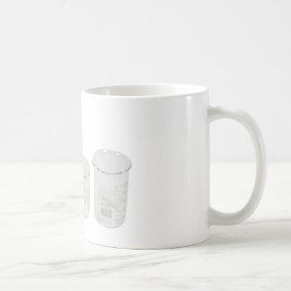 HoldingBeaker013110 Classic White Coffee Mug