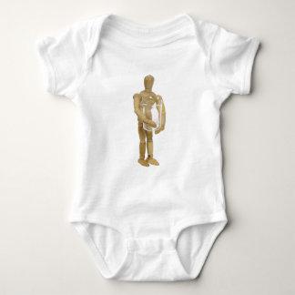 HoldingSingleBeaker013110 T-shirt