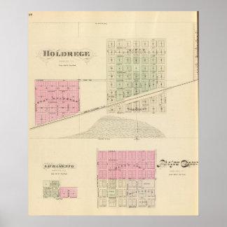 Holdrege, Nebraska Print