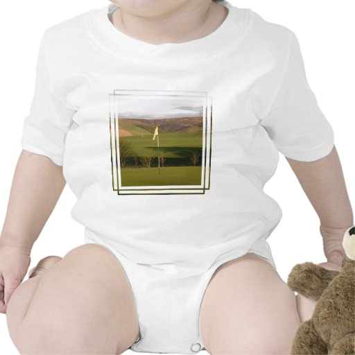 Hole in One Baby T-Shirt