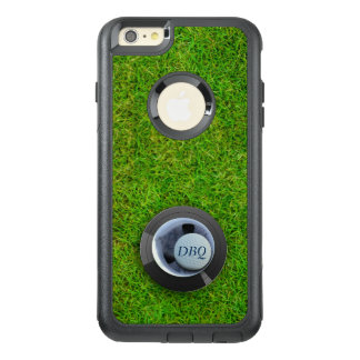 Hole in One Golf Ball Monogram iPhone 6s Golfing