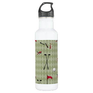 Hole in One Golf - Great Stainless Steel Water Bottle