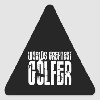 Hole in One Golfing Golfers Worlds Greatest Golfer Stickers
