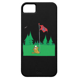 Hole In One iPhone SE/5/5s Case