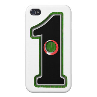 Hole in One Lucky Golfer iPhone 4 Case