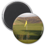 Hole in One Magnet Refrigerator Magnets
