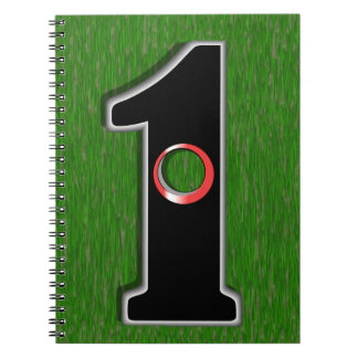 Hole In One! Notebook