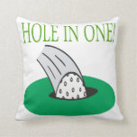 Hole In One Pillows
