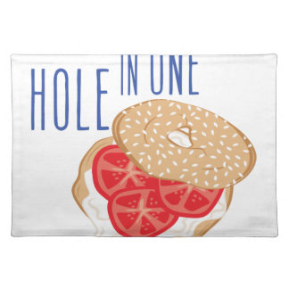 Hole In One Placemat