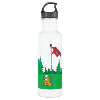 Hole In One Water Bottle