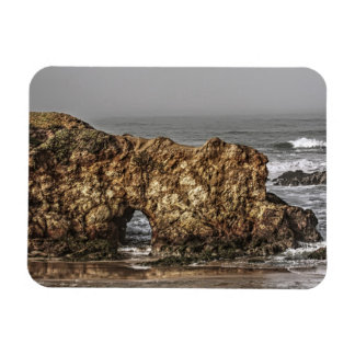 Hole in the Wall 3 Rectangular Magnet