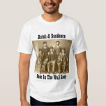 Hole In The Wall Gang Butch Cassidy & Sundance Kid T Shirt