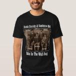 Hole In The Wall Gang Butch Cassidy & Sundance Kid T-shirt