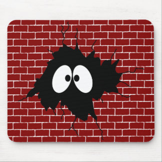 Hole in the Wall Mousepad