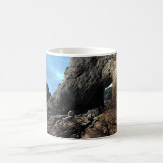 Hole-in-The-Wall Olympic National Park Coffee Mug