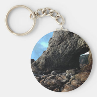 Hole-in-The-Wall Olympic National Park Keychain
