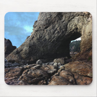 Hole-in-The-Wall Olympic National Park Mouse Pad