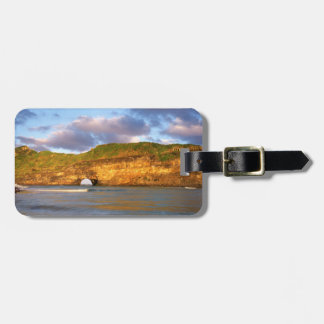Hole In The Wall On The Wild Coast Luggage Tag