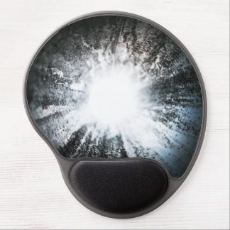 Hole of Light Gel Mouse Pad