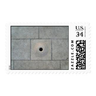 Hole Stone Postage