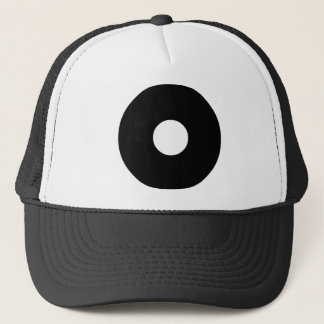 Holed Circle 02 Trucker Hat