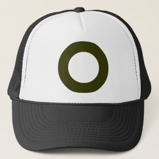 Holed Circle - Colors Trucker Hat