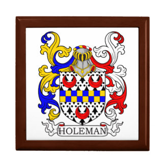 Holeman Coat of Arms Gift Box