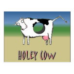 Holey Cow Postcards