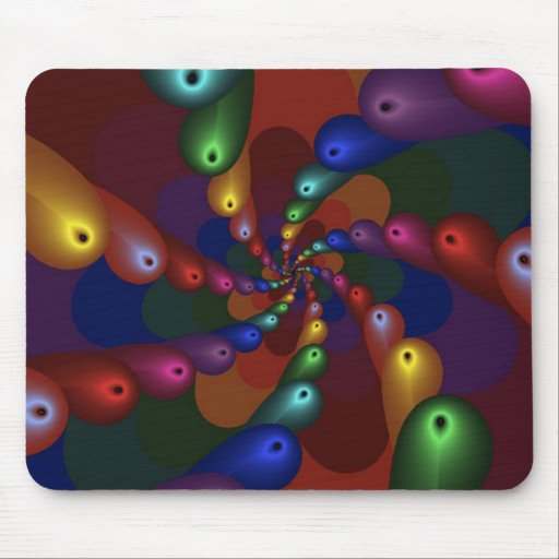 holey mouse pad