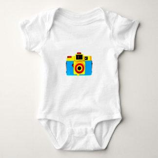 Holga Camera Baby Bodysuit