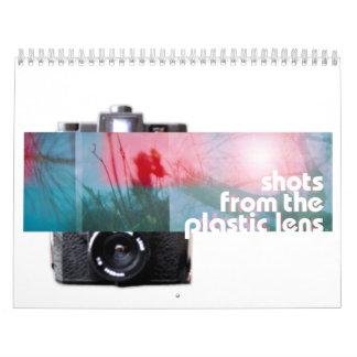 Holga Camera Calebdar Calendar