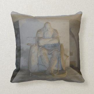 Holger Dansk Throw Pillows