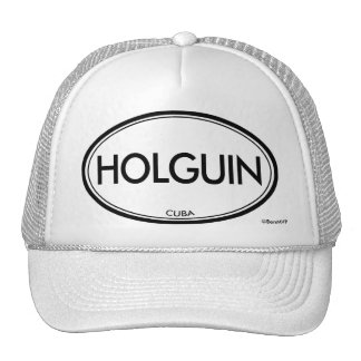 Holguin, Cuba Gorras De Camionero