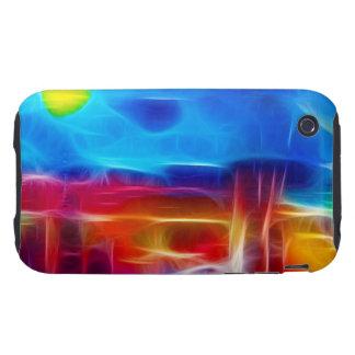 Holi_daze [iPhone3 case] iPhone 3 Tough Covers