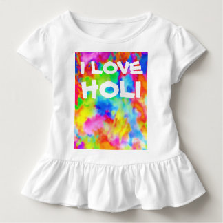 HOLI Festival of Colors + your ideas Toddler T-shirt