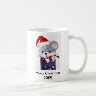Holiday 09, Merry Christmas 2009 Mugs