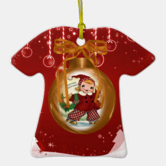 Holiday 7 Ornament