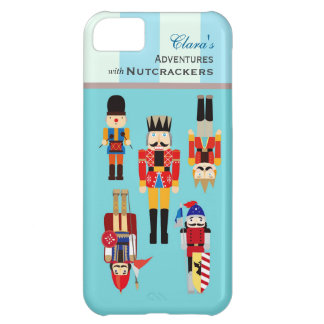 Holiday Adventures with Nutcrackers Soldiers iPhone 5C Covers