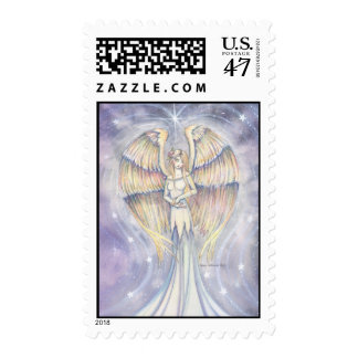 Holiday Angel Stamps