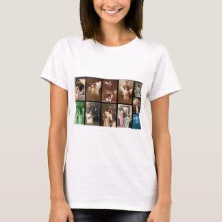 Holiday Angels I Customizable T-Shirt