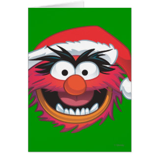 Holiday Animal 2 Card