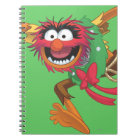 Holiday Animal 3 Notebook
