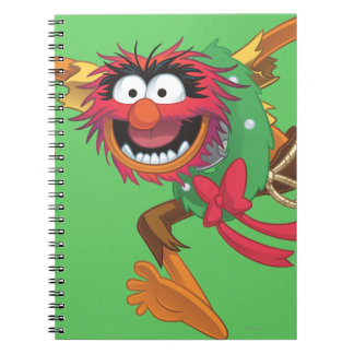 Holiday Animal 3 Note Book