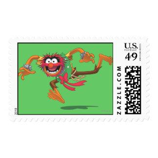 Holiday Animal 3 Postage Stamp