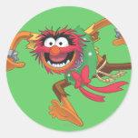 Holiday Animal 3 Stickers